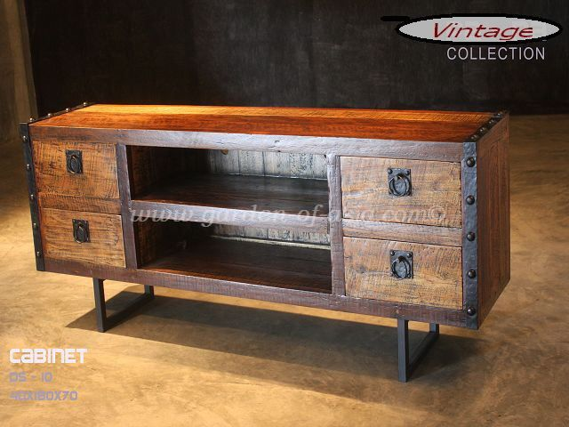 Vintage wood furniture - Vintage Wood Furniture Garden Of Asia