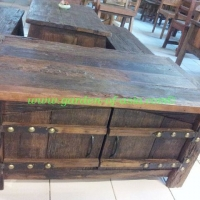 GA antique style side boards