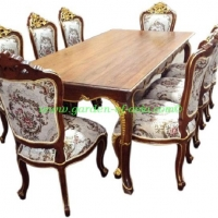 GA royal dining set 5283DST32