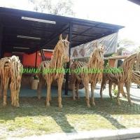 GA teak horses (2)
