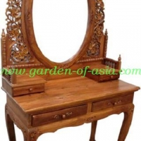 GA wood carved dresser 9417DT20 (Copy)
