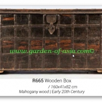 GA wooden chest antique furniture (12)