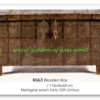 GA wooden chest antique furniture (7)